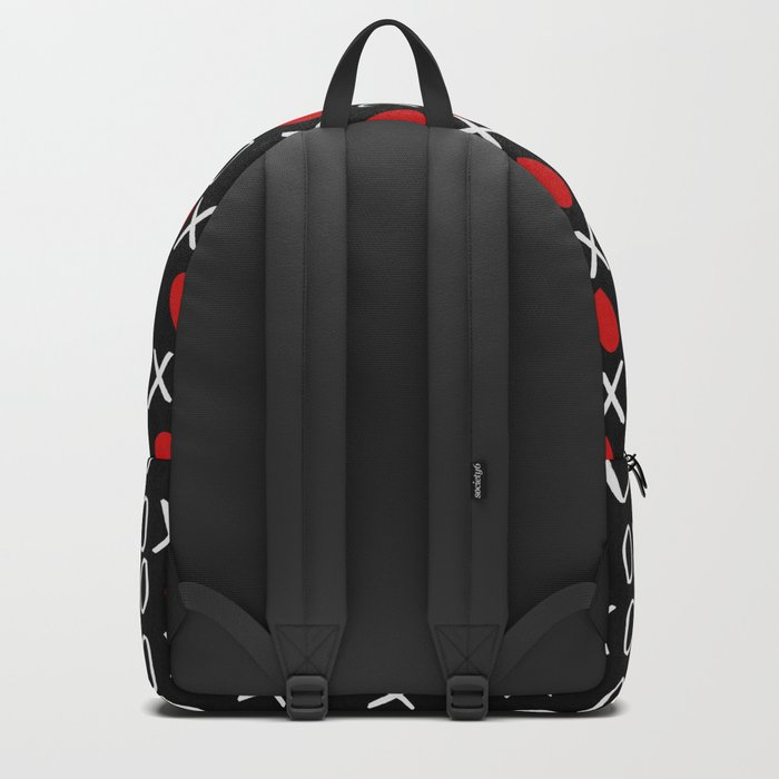 Valentines day pattern Backpack