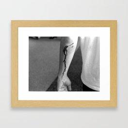 Val, 2011 Framed Art Print