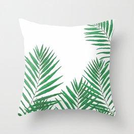 Fern Throw Pillow