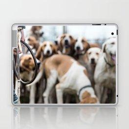 Hunting dogs Laptop & iPad Skin
