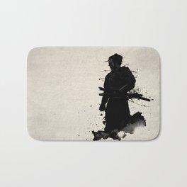 Samurai Bath Mat