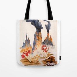 Deep Sea Vent Tote Bag