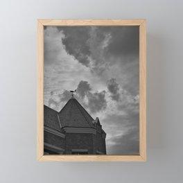Cloudy Skies Framed Mini Art Print