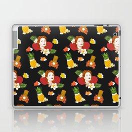 HAWAIIAN SUSAN SARANDON  Laptop & iPad Skin