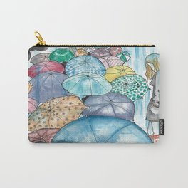 Under The Weather Carry-All Pouch