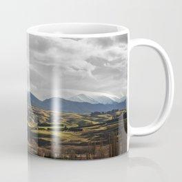 Central Otago in Winter Coffee Mug