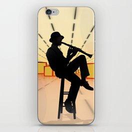 Cool Jazz 3 iPhone Skin