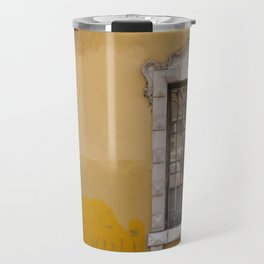 On the Street in Parma Travel Mug