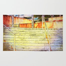 Stairs to Paradise (for some) Rug