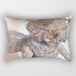 Dreamland Faerie (Lens Flair) Rectangular Pillow