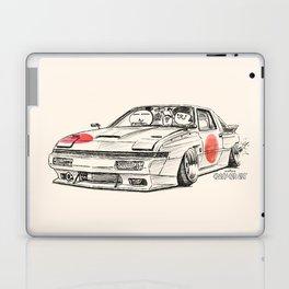 Crazy Car Art 0182 Laptop & iPad Skin
