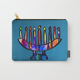 Happy Hanukkah! Carry-All Pouch