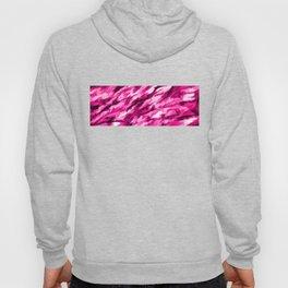 Hot Pink Designer Camo Hoody