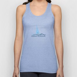 Assateague Island - Maryland. Unisex Tank Top
