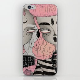 You Can Hex with Us iPhone Skin