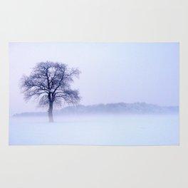 Winterzeit Rug