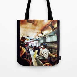 The Paramount Tote Bag