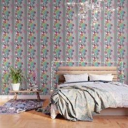 Pills pattern 018 Wallpaper