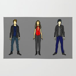 Outfits of Vamps Rug