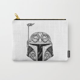 baba fett decor Carry-All Pouch