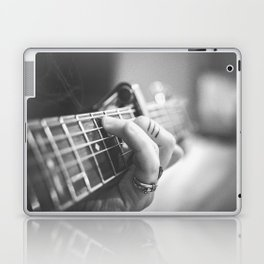 Guitar Musician Laptop & iPad Skin