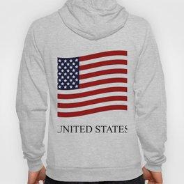 United States flag Hoody
