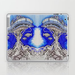 PLATFORM CITY Laptop & iPad Skin