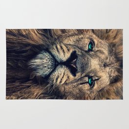 King of Judah Rug