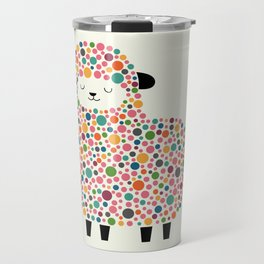 Bubble Sheep Travel Mug