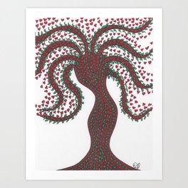Love's Natural Flow Art Print