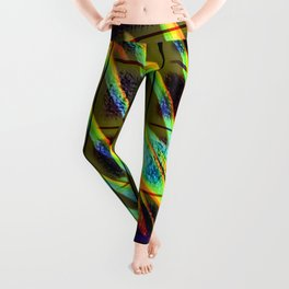 Abstract Perfection 21 Leggings