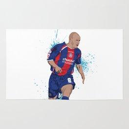 Andy Johnson - Crystal Palace FC Rug