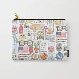 New Girl Carry-All Pouch