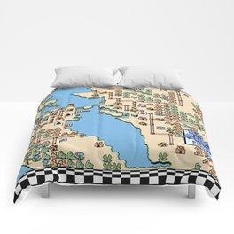 Overworld. Comforters
