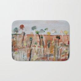 AUSTRALIAN LANDSCAPE 1 Bath Mat