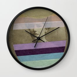 A Quick Look Wall Clock
