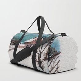 The Winter Barn Duffle Bag