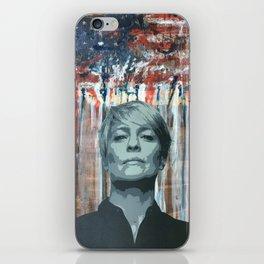 Clair Underwood iPhone Skin