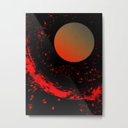 Dust 03 - Post Biological Universe Metal Print