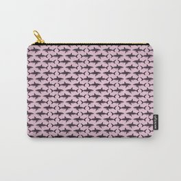Pattern: Rose-Colored Sharkies ~ (Copyright 2015) Carry-All Pouch