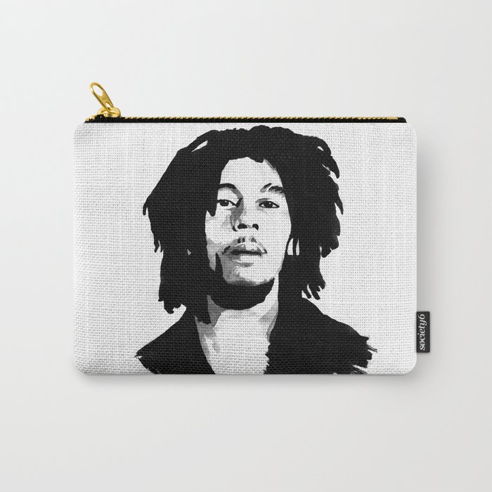 Mr. Marley Carry-All Pouch