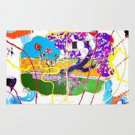 Garden Joy        by   Kay Lipton Rug