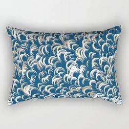 Eclipse Reflections Rectangular Pillow