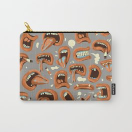 Gossips Carry-All Pouch