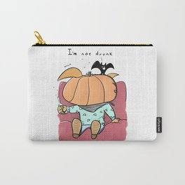 D R U N K (Halloween) Carry-All Pouch
