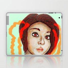 i´m thinking about you Laptop & iPad Skin