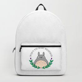 Won't You Be My Neighbor? Backpack
