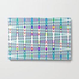 rhombus sky Metal Print