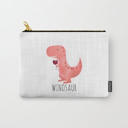 Winosaur Carry-All Pouch