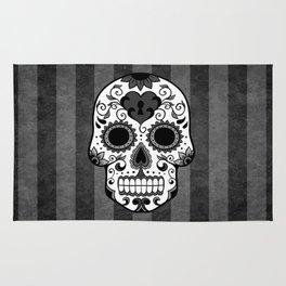 Día de los Muertos - Grey Rug